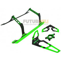 set patin + empennage vert option blade 300X-300CFX