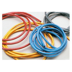 Fils Silicone 6,6 QMM 1M rouge 9AWG Graupner