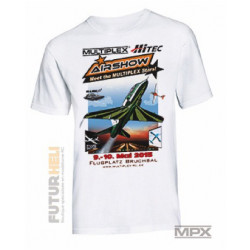 T-Shirt - Multiplex Airshow 2015 - taille M