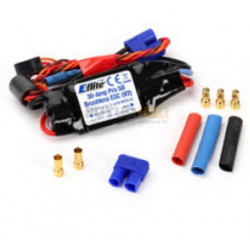Controleur Brushless 30A pro switch Bec (V2) E-flite