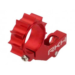Support moteur anti-couple alu rouge Rakonheli blade MCPX-V2 Nano CPX