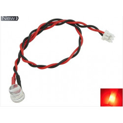 Led rouge flash  Blade 350QX/2/3 Option rakonheli blade 350QX
