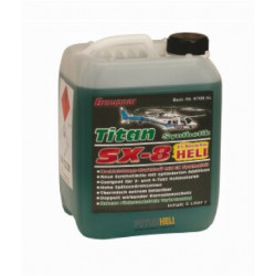 Carburant Titan SX-8 Helico-SYNTH-5 Graupner 6708-5L