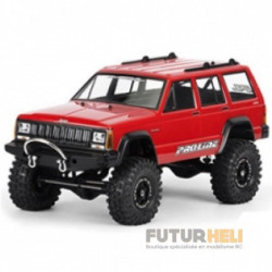 Carrosserie Jeep Cherokee pour crawler 1/10 Pro-Line