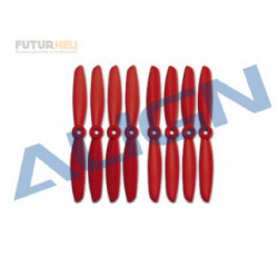 MP05031RT HÉLICES 5045 rouge MR25 - ALIGN