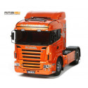 Camion Scania R470 Highline Orange tamiya 56338