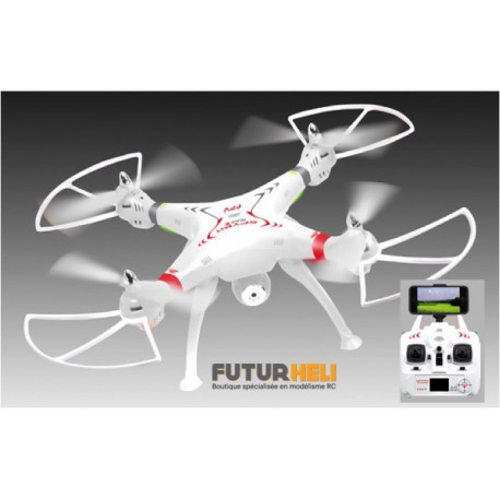 Drone Spirit Max 2 FPV 600mm complet T2M T5173