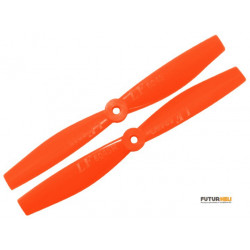 Helices multirotor 6 x 4,5  CW/CCW orange Rakonheli