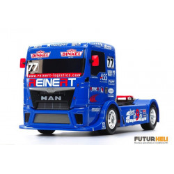 Tamiya Team Reinert Racing MAN TGS 4WD- TT-01 Type E
