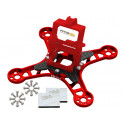 Chassis option rouge Emax babyHawk by Rakonheli