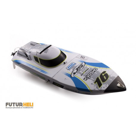 Kyosho Jet Stream 600 Complet Gris 40132TB