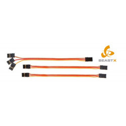 Cables adaptateur 8cm  Microbeast / BeastX