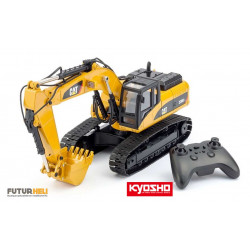 Pelle mecanique Caterpillard 330D full metal Kyosho 56621