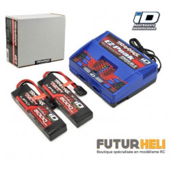PAck 2xlipo 3S 5000 mAh + chargeur-