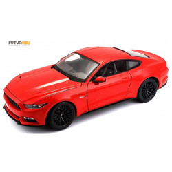 Ford Mustang GT Rouge 2015 1/18 eme maisto
