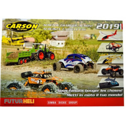 Catalogue Carson RC-Sport 2019+ Fra/IT