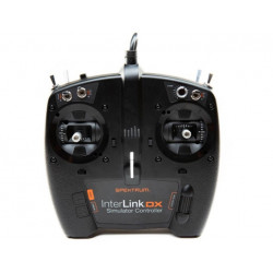 Interlink DX Radio pour Simulateur USB Spektrum SPMRFTX1