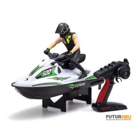Kyosho Wave chopper 2.0 vert electrique Readyset