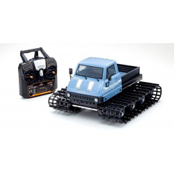 Kyosho Trail King 1/12eme Bleu  complet + Radio + batterie + chargeur 34903T2B