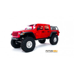 Axial Gladiator Jeep SX10 III Rubicon RTR rouge