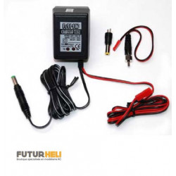 Chargeur 220 v mural accu et radio