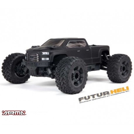 Big Rock 4WD V3 3S BLX Brushless RTR