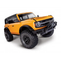 TRX-4 2021 Ford Bronco rouge