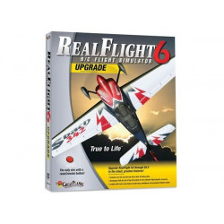 Upgrade RealFlight G6 Great Planes
