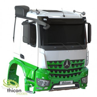Cabines camion RC
